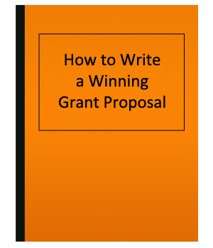 how to write grant proposals